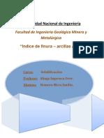 Info 1- Indice Finura