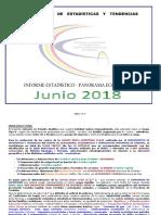 Panorama Economico Junio 2018