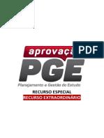 Direito Processual Civil Re Resp Material Gratuito @Aprovacaopge