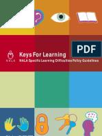 Keys for Learning
