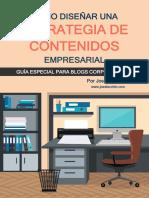 Guia Estrategia Contenidos Para Blogs Corporativos