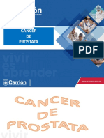 Cancer de Prostata. 126 0