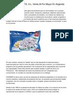EL REY DEL PULPO, S.L. Venta Al Por Mayor En Arganda Del Rey