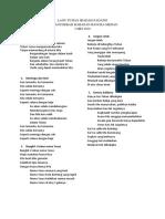 Lagu Pujian Ibadah Padang
