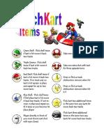 Pitchkart Items