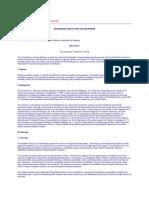 Consular Convention Treaty
