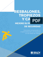 Slips Trips Falls Guidebook Latin America