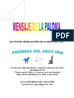 Revista El Mensaje de La Paloma