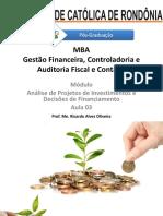Análise de Projetos de Investimentos e Decisões de Financiamento.pptx