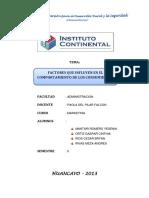 MONOGRAFIA FACTORES QUE INFLUYEN EN EL COMPORTAMIENTO.docx