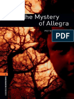 [Oxford Bookworms - Stage 2] Foreman, Peter - The Mystery of Allegra.pdf