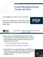 Hoepffner, N., Clerici M. & A. Marreli - LITTORAL 2010 - Marine and Coastal Information Systems for Europe and Africa