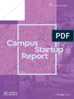 Campus Startup Report Madrid ENG
