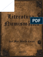 Literatura Numismática