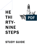 Thirtynine Steps - Study Guide