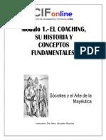 Modulo 1 El Coaching Su Historia y Conceptos Fundamentales Publicar