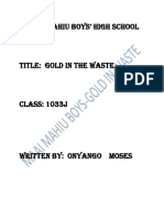 Gold in the Waste-1033j