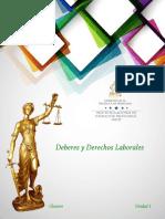 Deberes y Derecho