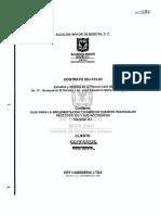 Guía Para La Implementación y Diseño de Puentes Peatonales Prototipo IDU