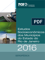 Estudo Socioeconômico 2016 - Seropédica