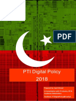 PTI Digital Policy