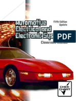 Automotive Electrical and Electronic Systems, 5th Edition
