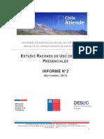 Estudio Razones de Uso Tramites Presenciales Informe 2 v3 20170922