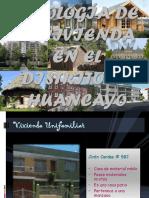 Tipología de la Vivienda en el Distrito de huancayo.pptx