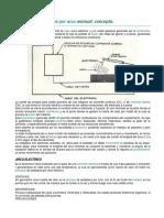 Proceso de Soldadura Por Arco Manual_conceptos