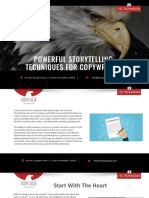 Powerful Storytelling Techniques for Copywriters