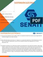 Sistema de Suspensión Eléctrica( Ciclo 3 )&