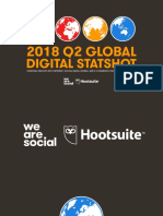 2018 Q2 Global Digital Statshot