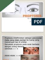 Proptosis New