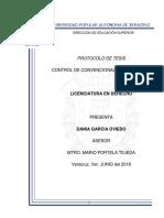 Control de Convencionalidad Dania Garcia Oviedo