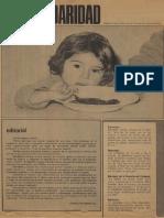 Revista Solidaridad 1976-1977