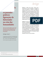 TURIN, Rodrigo. Entre o passado disciplinar e os passados práticos. Figurações do historiador na crise das humanidades.pdf