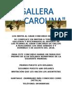 Gallera Las Malvinas