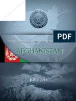 Enhancing Security and Stability in Afghanistan