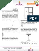 LOGIC - Julho 2018 - Geometria Plana no ENEM