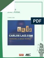 Solo Notas - Carlos Laiz