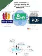 20.04.17 Conociendo Las Franquicias y Licencias Para Optimizar Las Actividades de Emprendimiento e Innovacion