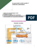 16 - Medicatia Aparatului Cardiovascular 5 - Medicatia Antiaritmica
