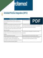 Sociología General - API3