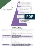 Antiarrítmicos de Clase Ic