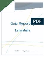 Guia Reporting Essentials