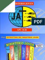 1 Estructura Del Ministerio Joven C