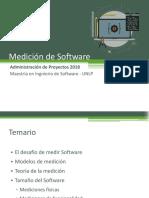 Medicion de Software