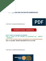 Clase 12 Normatividad Ambiental
