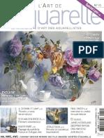 L'Art de l'Aquarelle - December 2012-February 2013