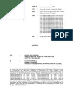 Solicita Ingreso de FCC Especificadas en Actas de Reunión Entre La AIF y Astaldi 22.05.18